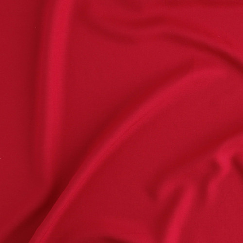 Viscose Twill - Red | Blackbird Fabrics