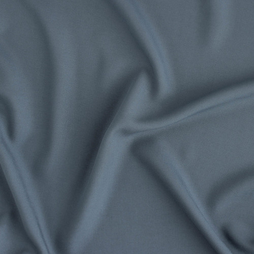 Viscose Twill - Stonewashed Blue | Blackbird Fabrics