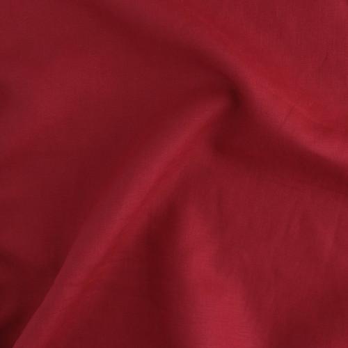 Mid-Weight Linen - Red | Blackbird Fabrics