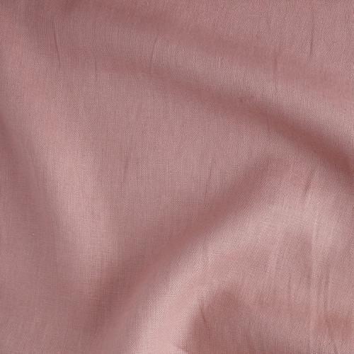 Mid-Weight Linen - Coral Rose | Blackbird Fabrics