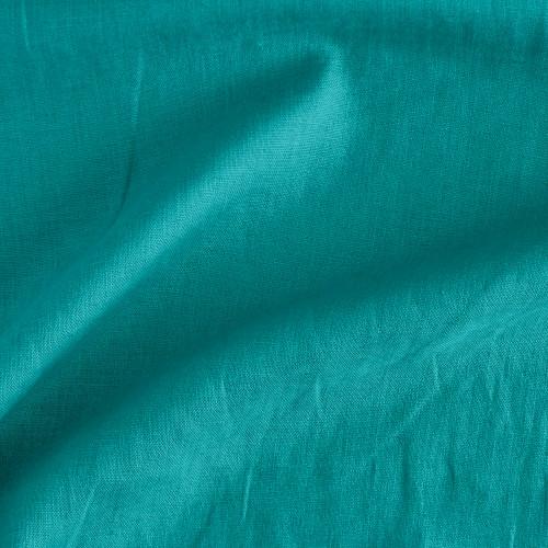 Mid-Weight Linen - Sea Green | Blackbird Fabrics