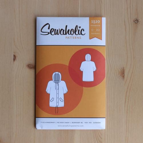 Seymour Jacket by Sewaholic Patterns | Blackbird Fabrics