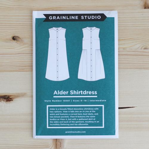 Alder Shirtdress
