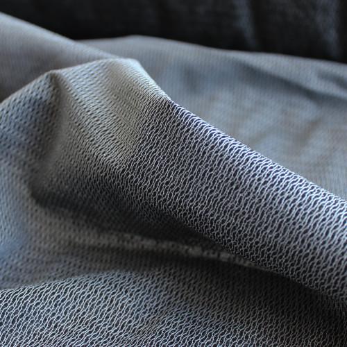Medium Weight Weft Fusible - Black | Blackbird Fabrics