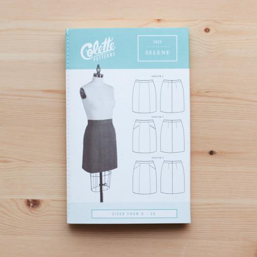 Selene by Colette Patterns | Blackbird Fabrics