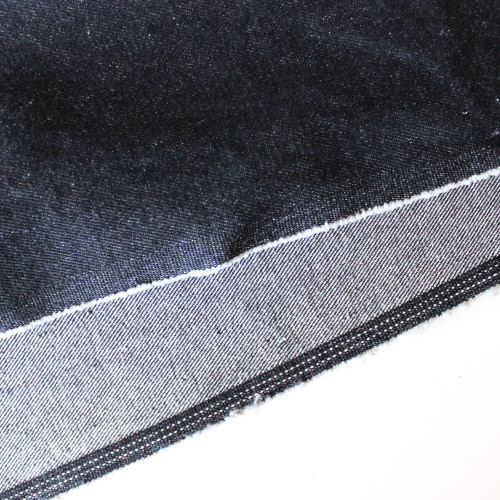 10oz Cotton Denim - Black | Blackbird Fabrics