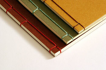 Bookbinding Japanese Exposed Stitch Workshops
