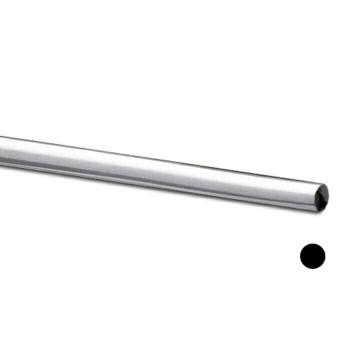 925 Sterling silver Round Wire, 16Ga(1.3mm) | Sold by cm | Bulk Prc Avlb | 100346