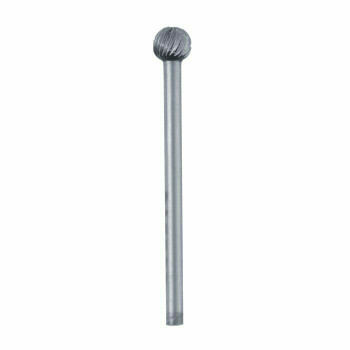High-Speed Steel Round Bur, 5.0mm |Sold by Each| 345520
