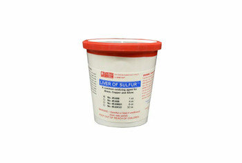 Griffith Liver Of Sulfur 1 Oz    45.688