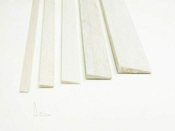 "Balsa wood, Trailing edge, 1/4 x 1 x 48"", Sold By Each | BSTE4802"