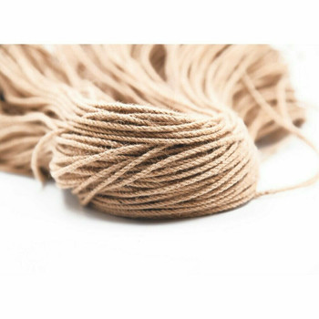 Burlap String 3.5mm | Sold by Metre | BL03
