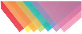 Vellum Paper Colors