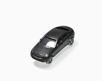 Scale Model Car   1:150 (33x12mm)   Black   Sold by Pc   AM0006