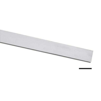 "999 Fine Silver 1/4"" Plain Bezel Strip, 28Ga (0.33mm)  Sold by cm  101076  Bulk Prc Avlb"