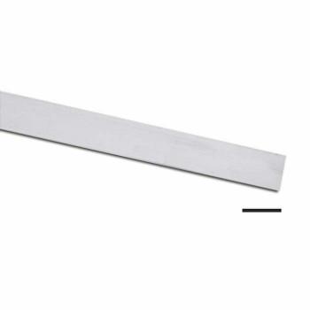 "999 Fine Silver 3/32"" Plain Bezel Strip, 28Ga (0.33mm)  Sold by cm  101071  Bulk Prc Avlb"