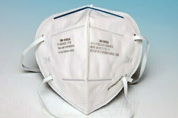 MASKS 3M 9002 N95 SAFETY RESPIRATOR (2pc) | 3M9002A