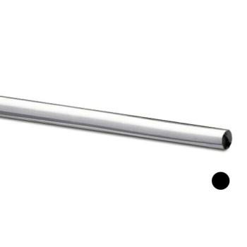 925 Sterling silver Round Wire, 18Ga(1mm) half hard  Sold by cm Bulk Price Av  100348