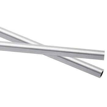 925 Sterling silver Heavy-Wall Tubing OD:4mm ID:3.5mm | Sold by cm | 100426 | Bulk Prc Avlb