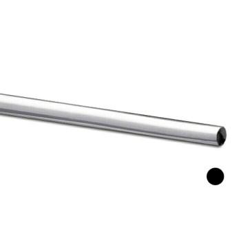 999 Fine Silver Round Wire, 18Ga(1mm) |Sold by cm| 105318 |Bulk Price Av