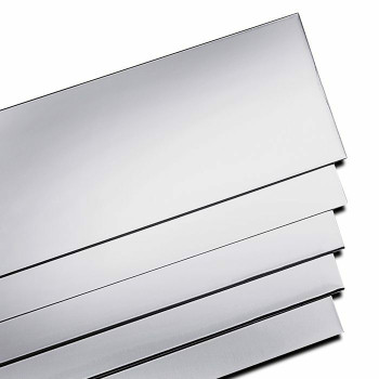 925 Sterling silver Sheet 18Ga(1.024mm) | 100118