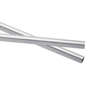 925 Sterling silver Heavy Wall Tubing OD: 6.68mm ID:5.41mm | Sold by cm | 100431 |Bulk Prc Avlb