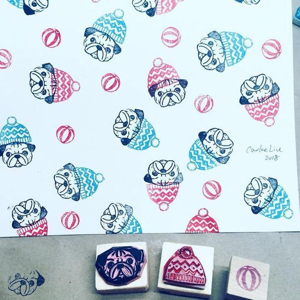 Rubber Stamp Making Workshops
