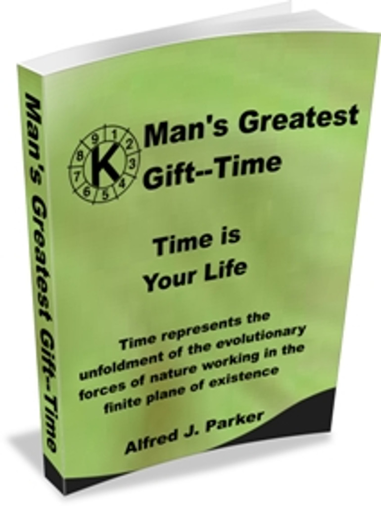 Man's Greatest Gift, Time (PDF Download)