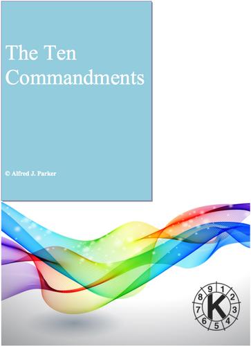 The Ten Commandments (PDF Download)