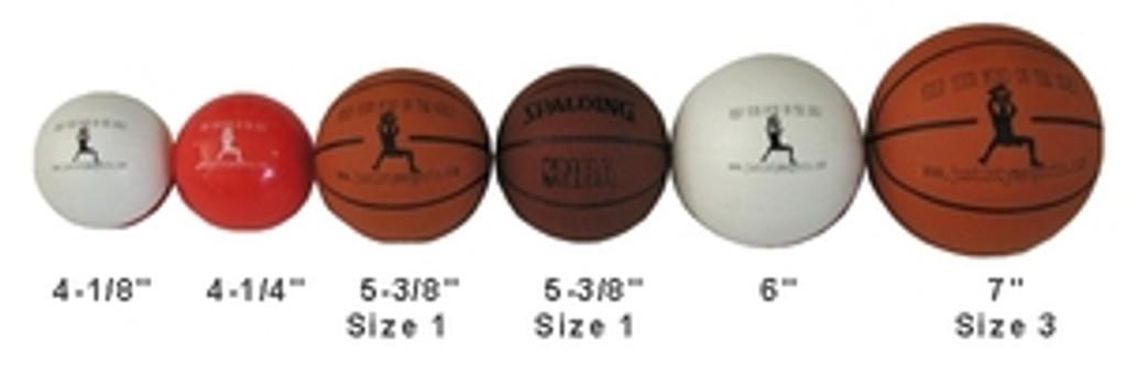 Basketball Size Chart