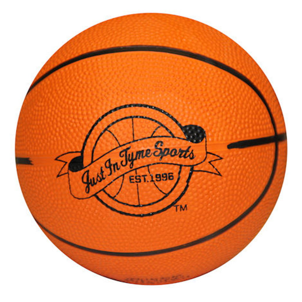 7 Inch Rubber Basketball