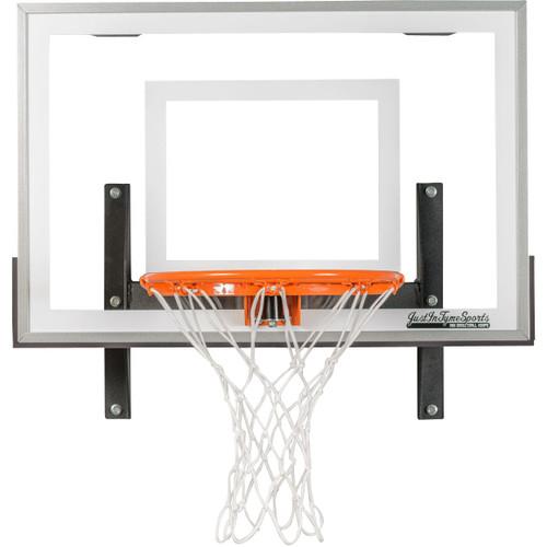 Mini Pro Dura Goal Hoop Set
