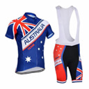 Australian flag Cycling Kits