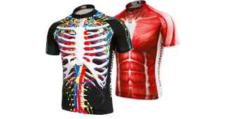 Retro Cycling Jersey 0d15cedcc