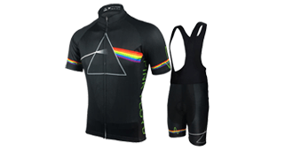 Bib Shorts   Cycling Shorts. Pink Floyd Dark Side of the Moon c77626264