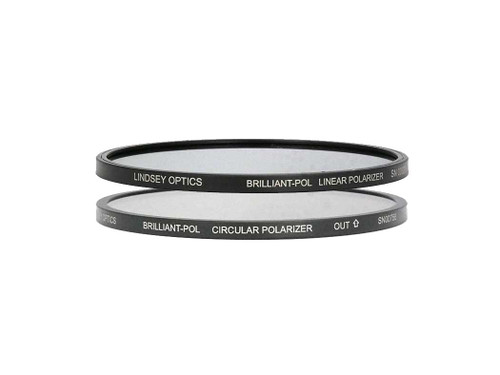 Linear Polarizer vs Circular Polarizer:  What's the difference?
