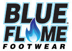 Blue Flame Socks - The World's Warmest Sock