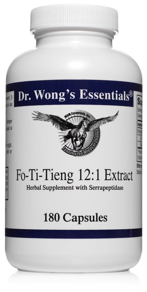 Fo-Ti-Tieng: 180 capsules