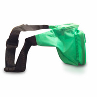 Green Fanny Pack - Side