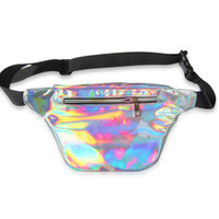 Gold Fanny Pack - Shiny (Multiple Colors)