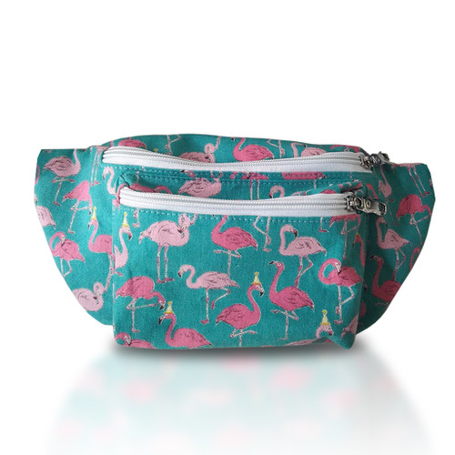 Flamingo Fanny Pack
