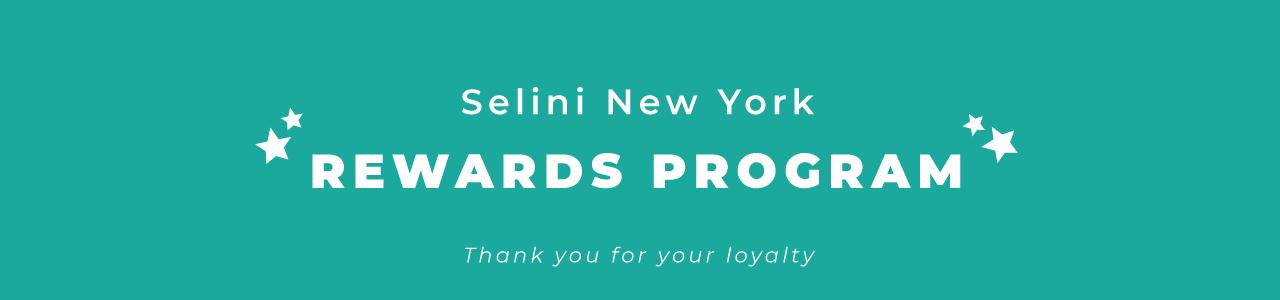 Selini NY Loyalty Rewards Program
