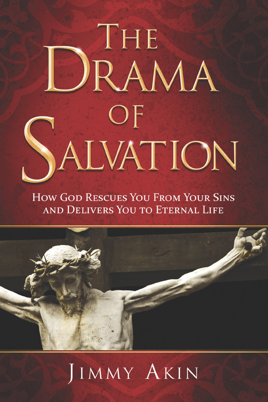 the drama of salvation hardcover book