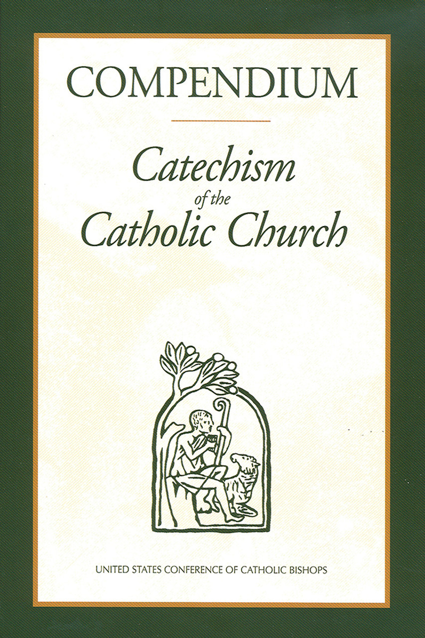 Compendium to the catechism of the catholic church fandeluxe Images