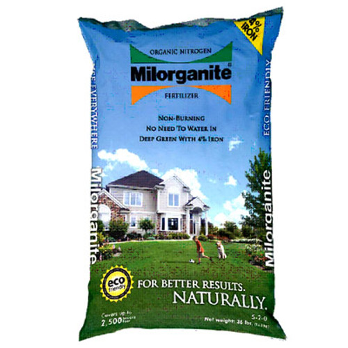 Milorganite 5-2-0 36 lb Bag