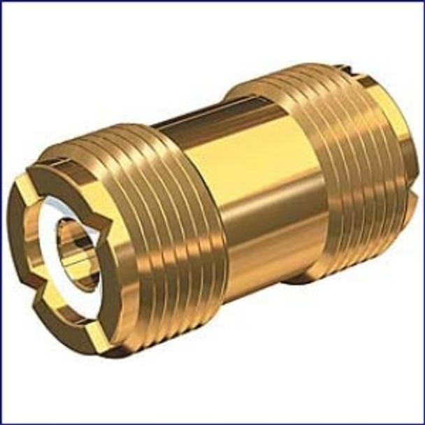 Shakespeare PL-258-G Barrel connector for PL-259-ended cables