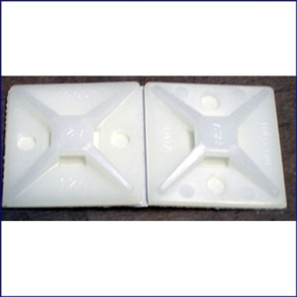 Ancor 375001 Adhesive Cable Tie Mounts - 2 pack