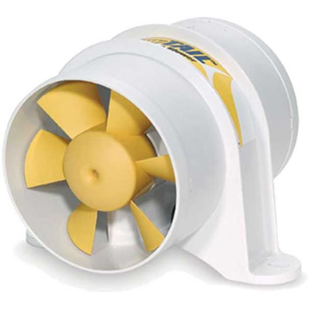 """SHURflo YELLOWTAIL™ 4""""  In-line Blower (12 VDC)  277-4110"""