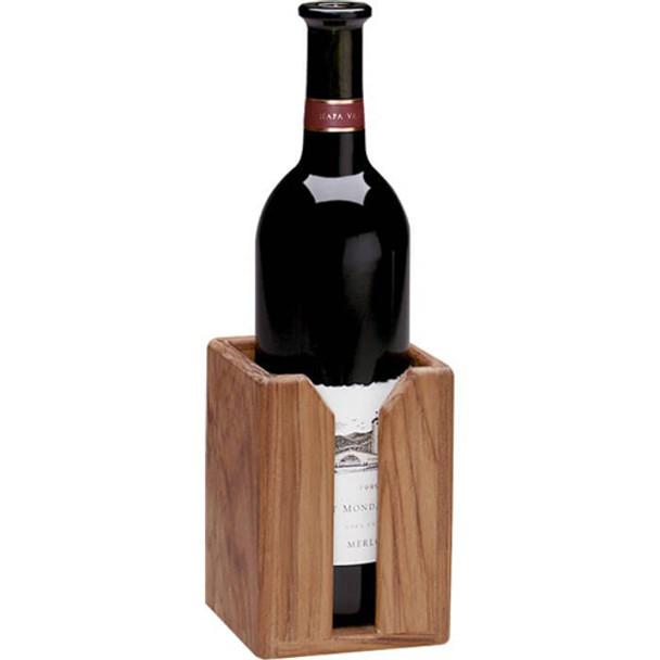 Whitecap Teak Wine Bottle Rack