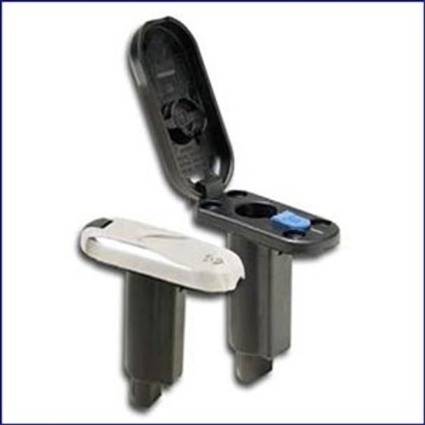 Attwood Easy Lock Pole Light Base - 3 pin  91045-6